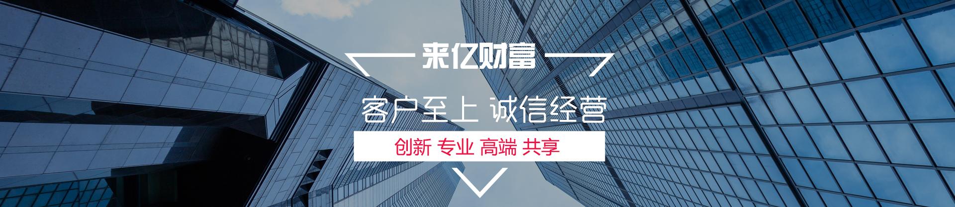 上海来亿财富投资管理有限公司
